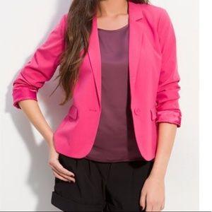 Frenchi Pink Blazer